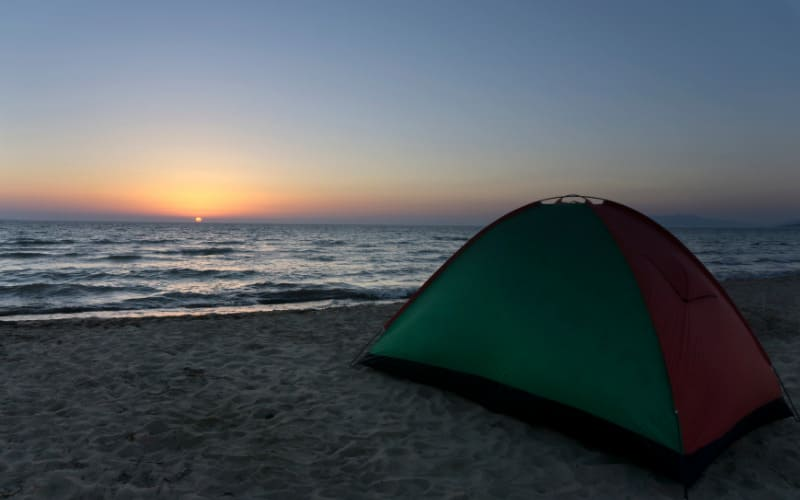 7 Camping Destinations For Beach Lovers