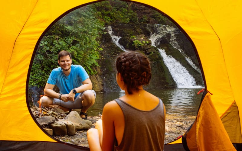 7 Camping Destinations In Brazil For Waterfall Lovers