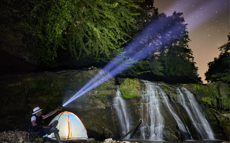 How To Choose A Good Place For Camping